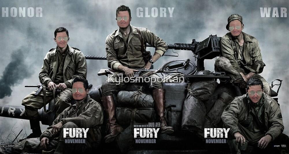 Jon Fury by Kylosmopolitan