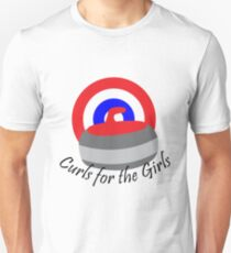 Curls for the Girls Unisex T-Shirt
