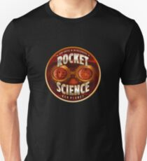 Rocket Science Red Planet T-Shirt T-Shirt