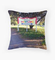 Follow Me to Fairyland Throw Pillow