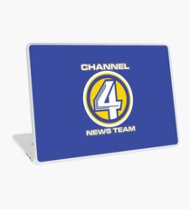 Channel 4 News Team (ANCHORMAN) Laptop Skin