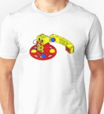 The Duplo Telephone Rattle In Original Version T-Shirt