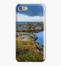 North sea beach iPhone Case/Skin