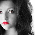 Red Eye Girl by Melanie Coleman