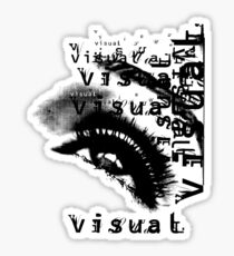EYE OF VISION Sticker