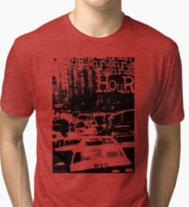 RUSH HOUR Tri-blend T-Shirt