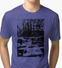 RUSH HOUR Tri-blend T-Shirt