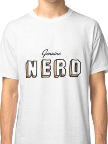 OLD SCHOOL NERD Classic T-Shirt