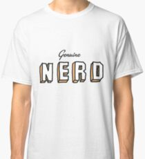 OLD SCHOOL NERD Classic T-Shirt