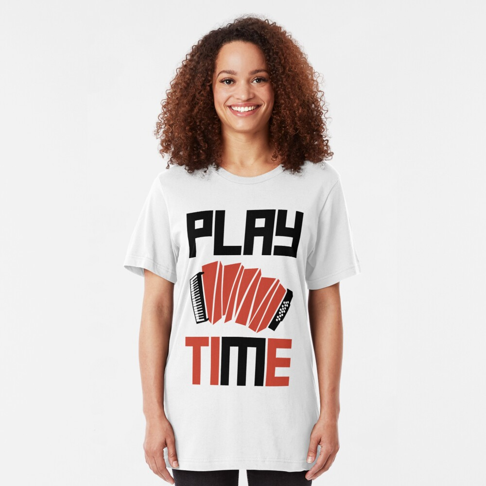 play time Slim Fit T-Shirt