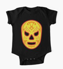 Luchador - Santo Fuego One Piece - Short Sleeve