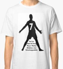 CRISTIANO RONALDO QUOTES Classic T-Shirt