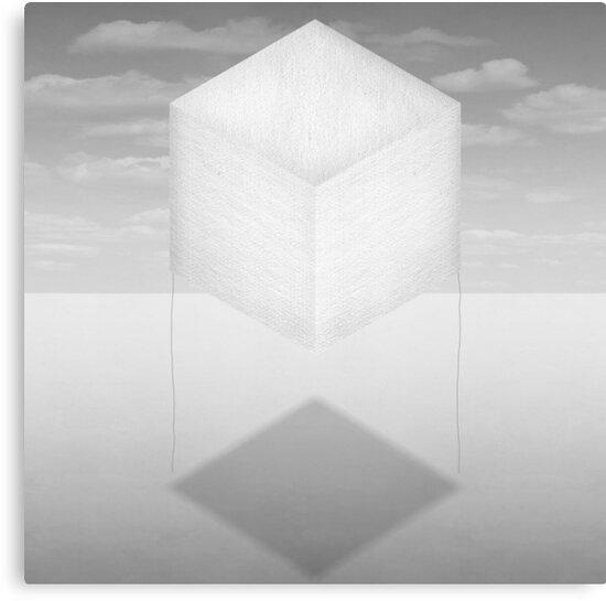 Paper Box Rising by YoPedro