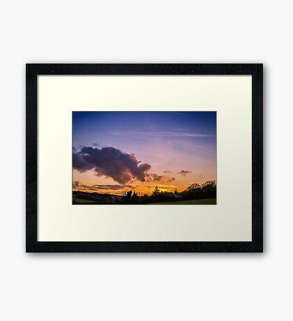 Doddington Framed Print