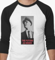 The Future in Order fringe tribute Men's Baseball ¾ T-Shirt