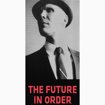 The Future in Order fringe tribute by nicethreads