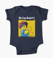 WE CAN BUILD IT! One Piece - Short Sleeve