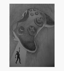 The Controller Photographic Print