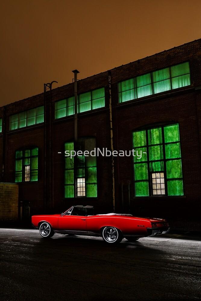 1967 Pontiac GTO by - speedNbeauty-