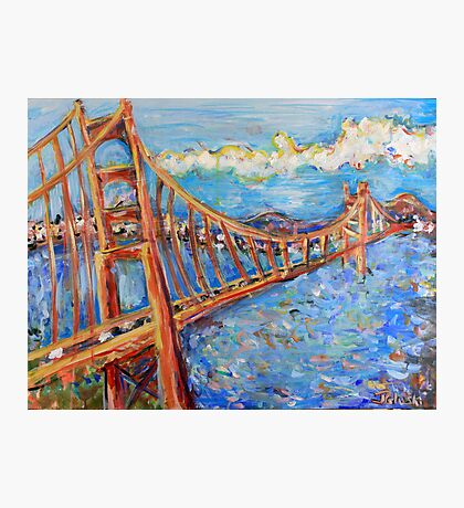 The Golden Gate Photographic Print