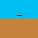 Like a lonely tree by David Fraser