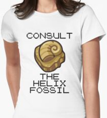 Consult The Almighty Helix Fossil T-Shirt