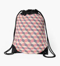 Boxes n' Boxes Drawstring Bag