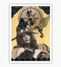Pietra & her Pirate Hat Sticker