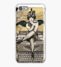Calliope Cookie, Muse iPhone Case/Skin