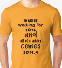 New Year 2015S T-Shirt