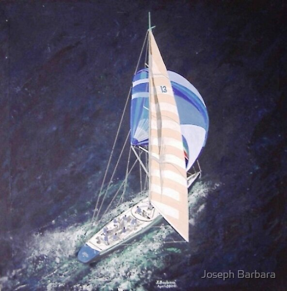 Lucky 13 by Joseph Barbara