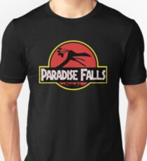 Paradise Falls Slim Fit T-Shirt