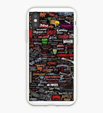 Vinilo o funda para iPhone Caja del teléfono de la bomba de metal