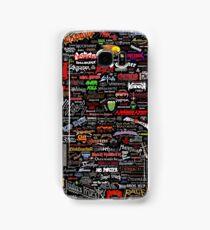 Metal Sticker Bomb Phone Case Samsung Galaxy Case/Skin