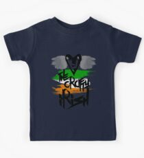 The Crafty Irish Kids Tee