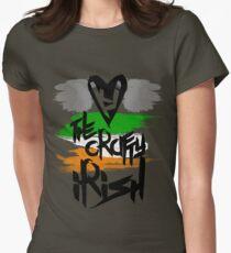 The Crafty Irish Womens Fitted T-Shirt