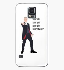 The Twelfth Doctor Case/Skin for Samsung Galaxy