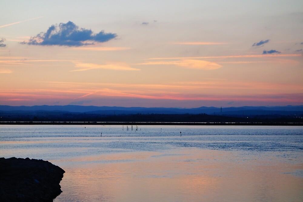 Sunset by Pounda18