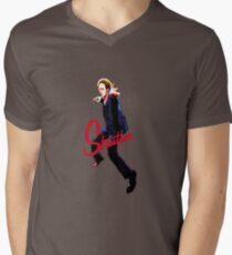 Mike Strutter Men's V-Neck T-Shirt