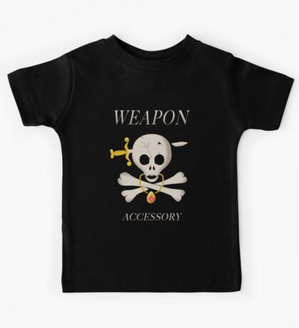 Weapon Accessory - Final Fantasy VII Kids Clothes