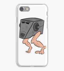 STARWARS AT-ST  iPhone Case/Skin
