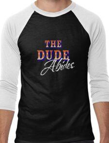 The Big Lebowski - The Dude Abides Men's Baseball ¾ T-Shirt