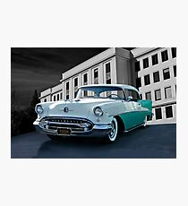 1955 Oldsmobile Super 88 Photographic Print
