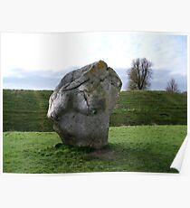 A Hare in the Stone  Poster