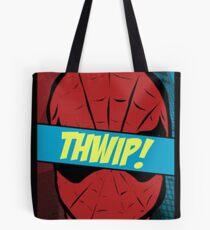 Spidey Thwip! Tote Bag