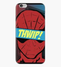 Spidey Thwip! iPhone Case