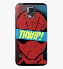 Spidey Thwip! Case/Skin for Samsung Galaxy