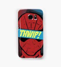 Spidey Thwip! Samsung Galaxy Case/Skin