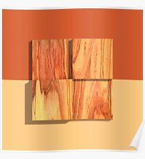 Tulipwood Blocks Four Poster