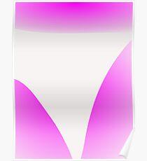 Simplistic Triangle Poster